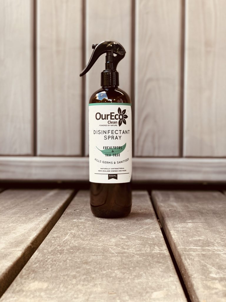 OurEco Clean Disinfectant Spray - www.ourecoclean.nz
