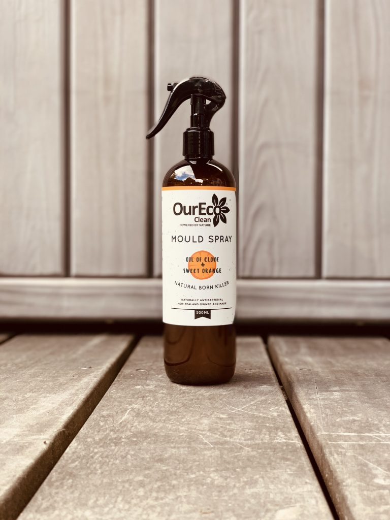 OurEco Clean Mould Spray - www.ourecoclean.nz
