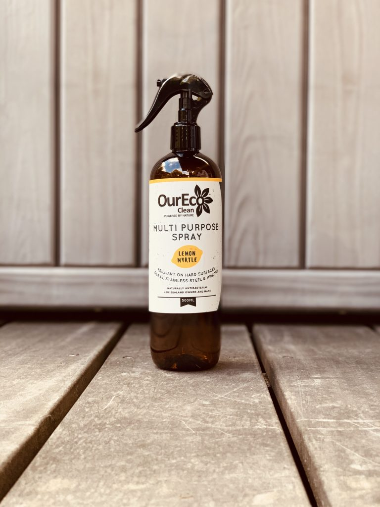 OurEco Clean Multipurpose Spray - www.ourecoclean.nz