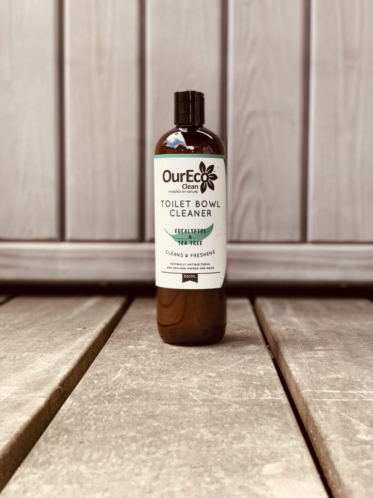 OurEco Clean Toilet Bowl Cleaner -www.ourecoclean.nz