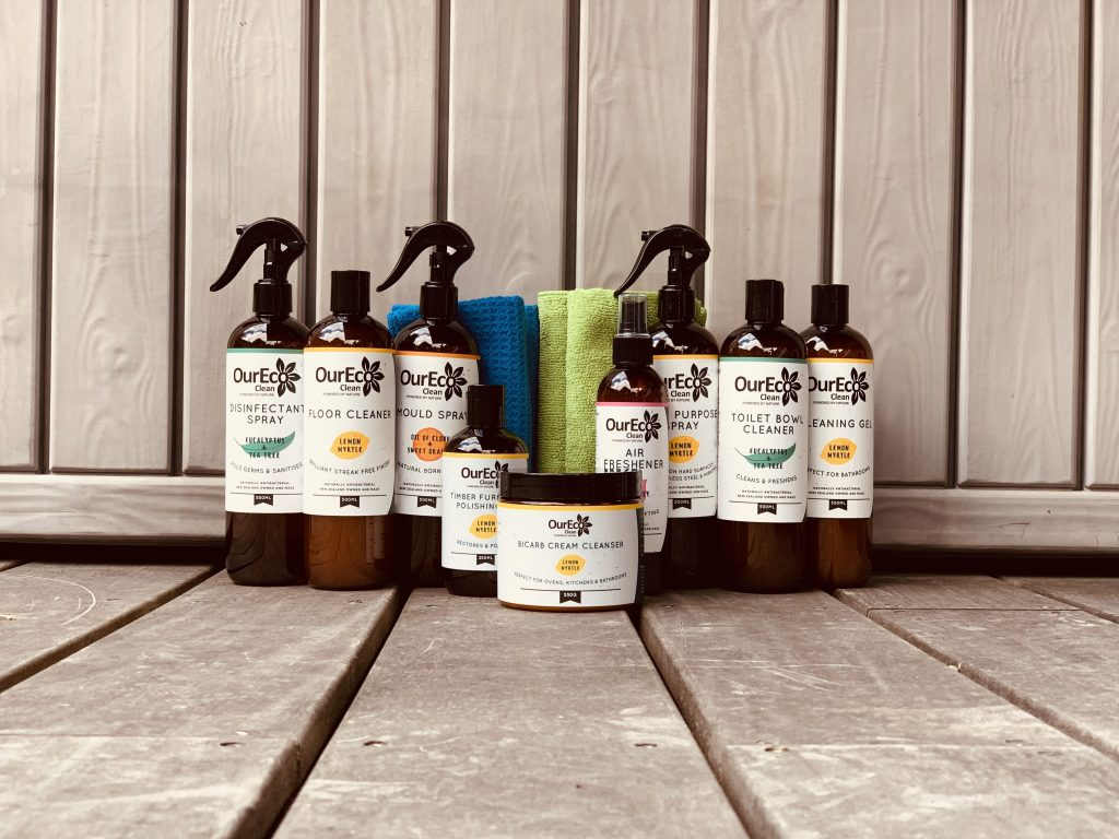 OurEco Clean Ultimate Pack - www.ourecoclean.nz