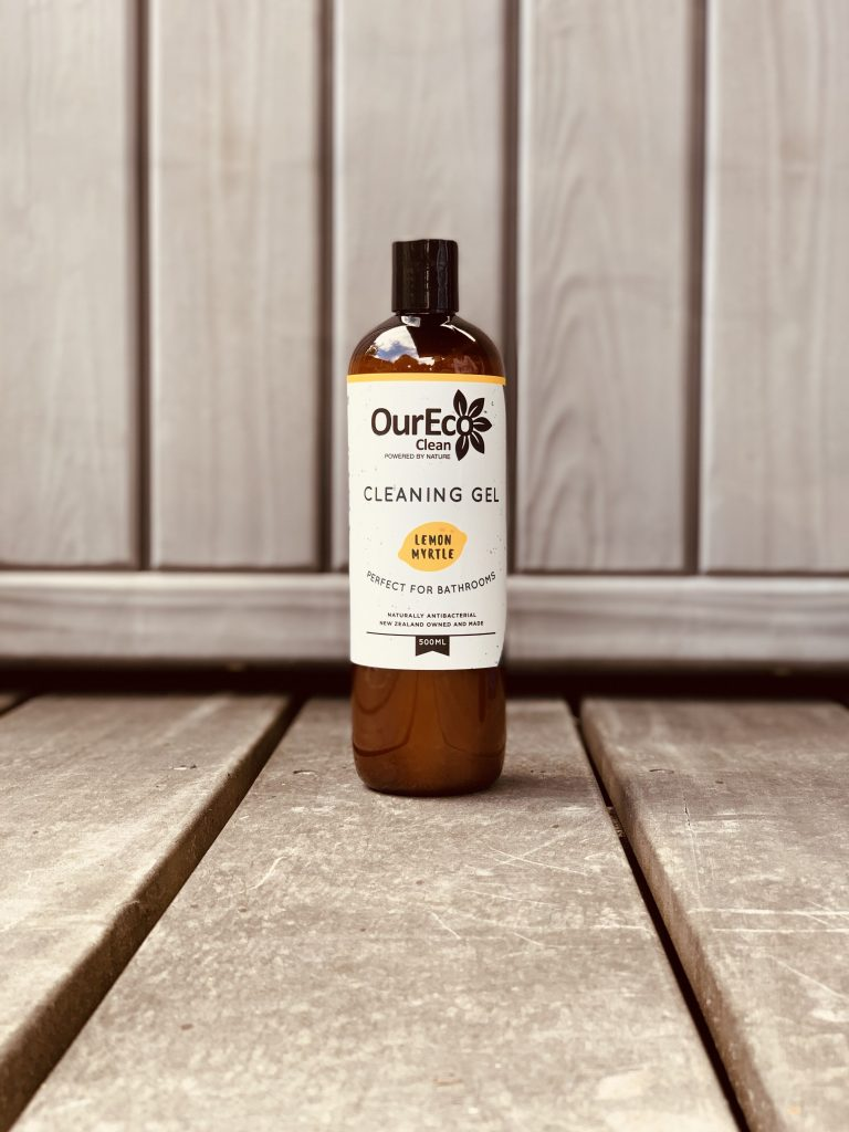 OurEcoClean Cleaning Gel - www.ourecoclean.nz